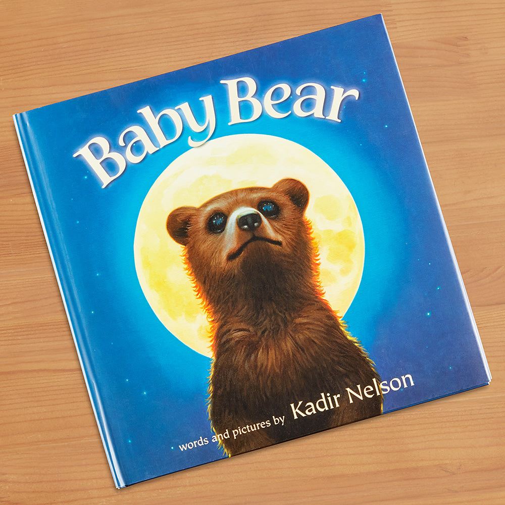 """Baby Bear"" by Kadir Nelson"