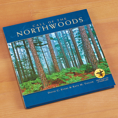 """Call of the Northwoods"" Book and CD Set by David Evers and Kate Taylor"