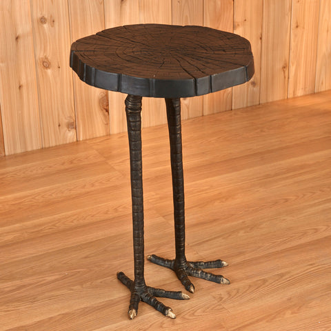 Iron Ostrich Table