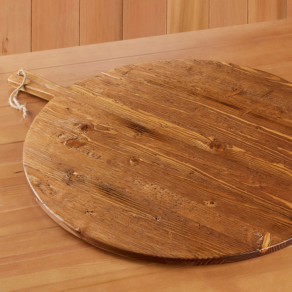 etúHOME Pine Wood Serving Board