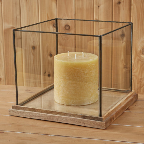Candle Display Case