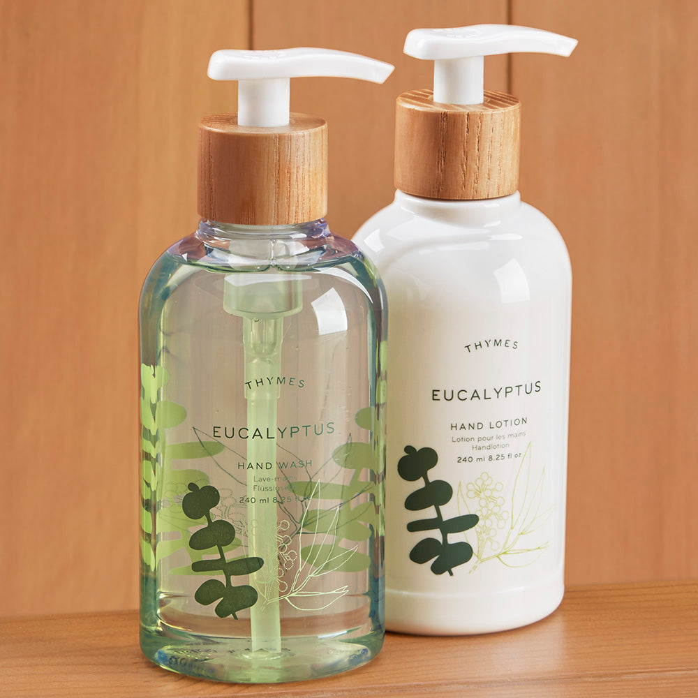 Thymes Eucalyptus Hand Wash/Lotion