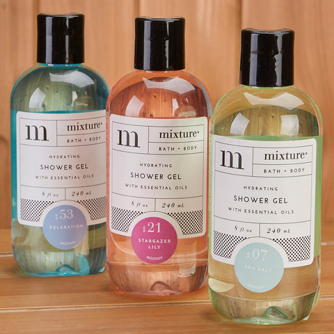 Mixture Hydrating Shower Gel