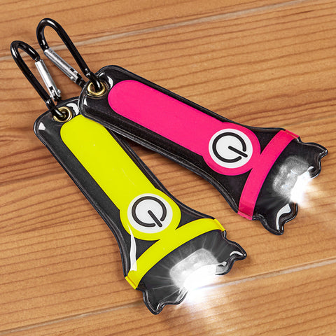 LED Sport Flashlight with Carabiner