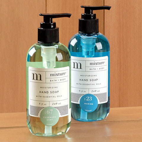 Mixture Moisturizing Hand Soap