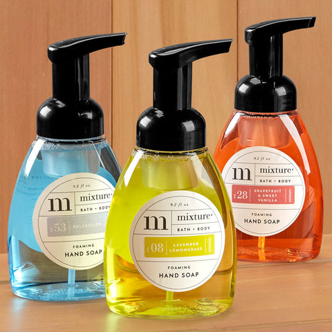Foaming Hand Soap by Mixture