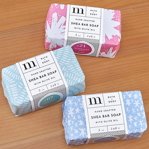 Mixture Shea Bar Soap