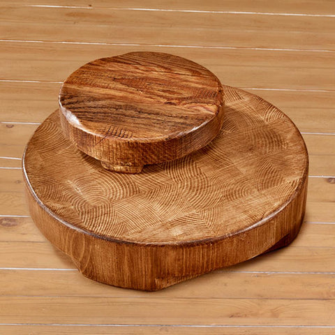 Europe2You Wood Trivet - Round