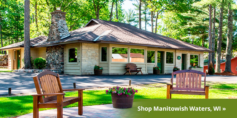 Shop Manitowish Waters, WI
