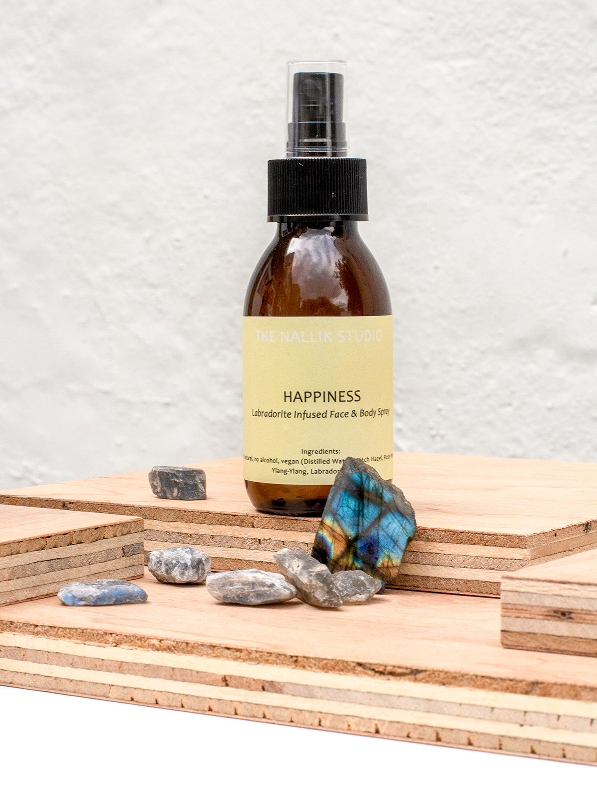 Aromatherapy Mineraltherapy Body Spray Happiness