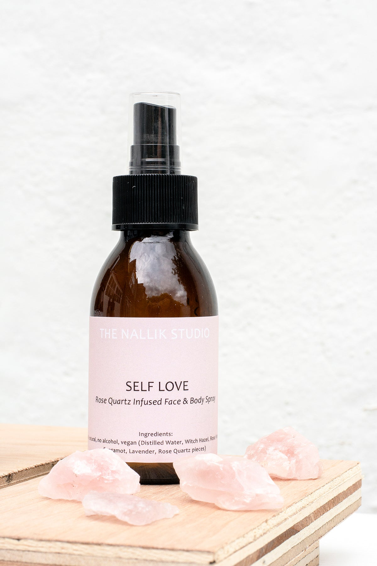 Aromatherapy Mineraltherapy Body Spray Self Love
