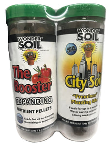 The Booster and City Soil Combo