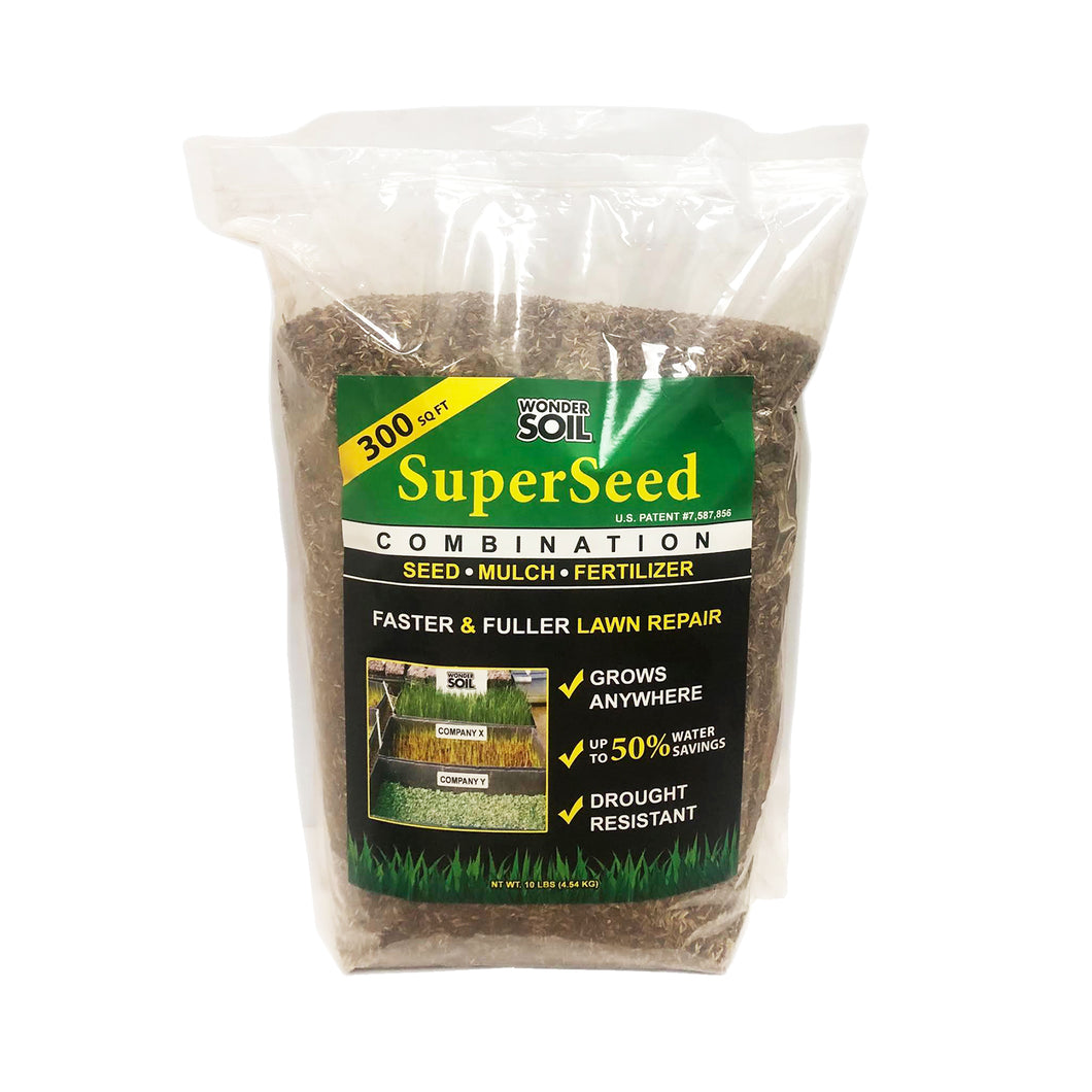 SuperSeed Combination Soil & Seed