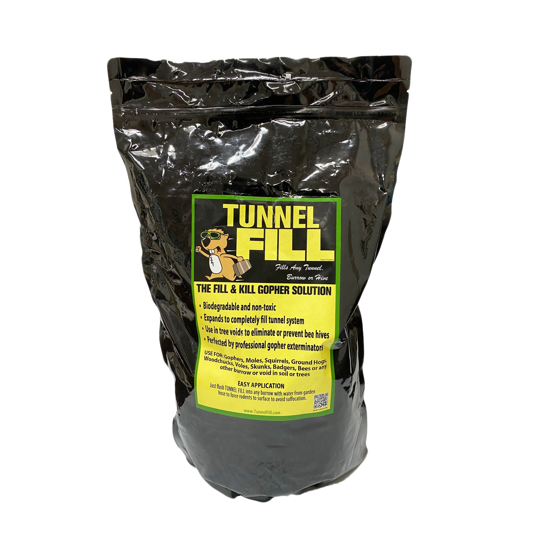 Tunnel Fill Bag