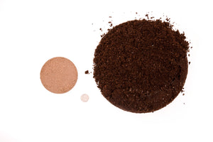 "Wonder Soil 2"" Expanding Coco Coir Wafer with Nutrients - 120 Wafers"