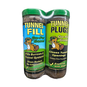 Tunnel Fill and Tunnel Plug Combo