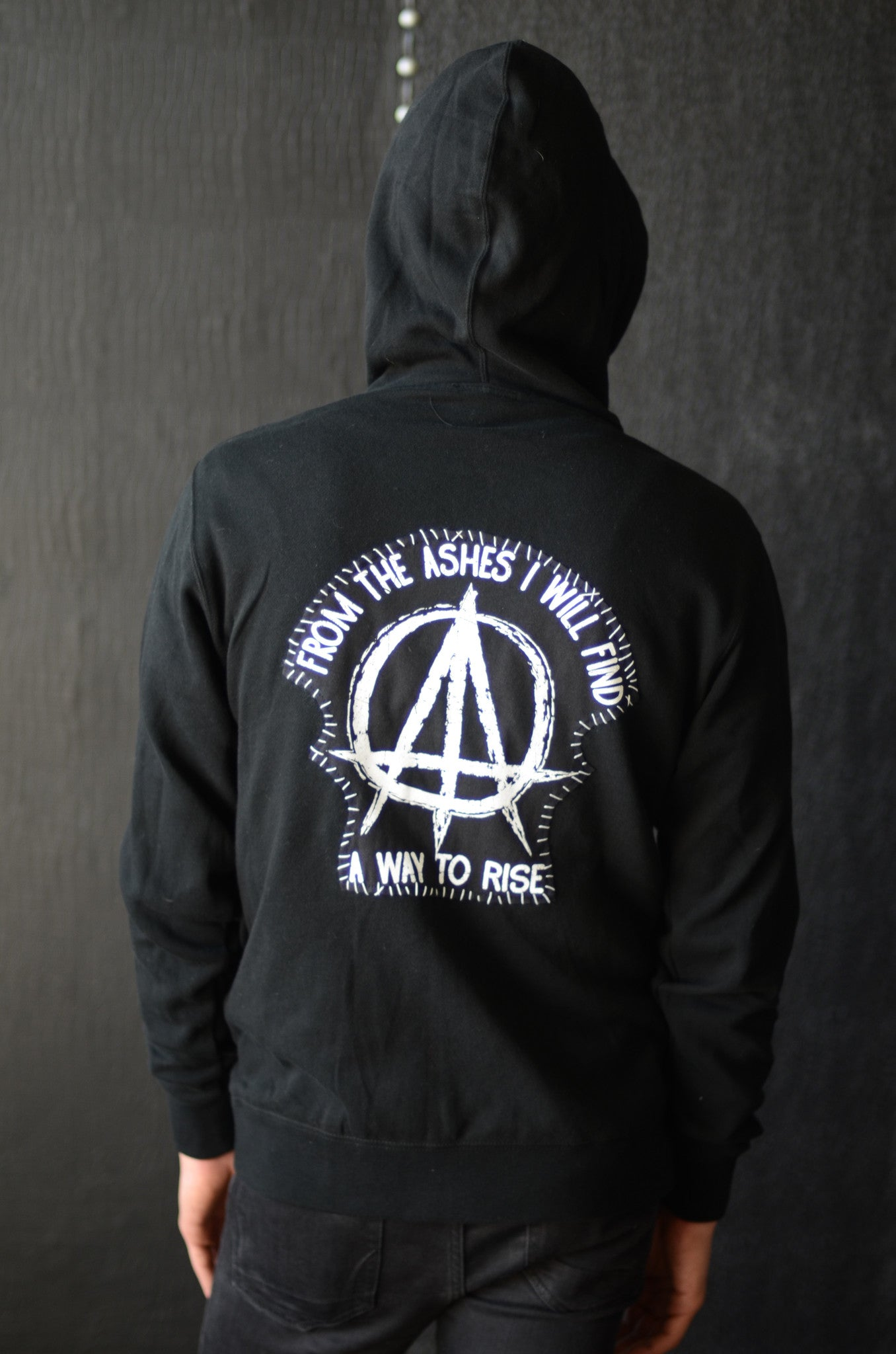 """FROM THE ASHES"" Hoodie"