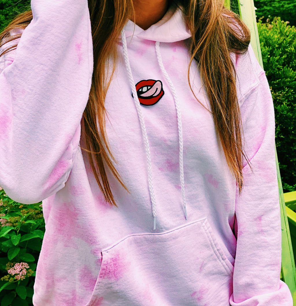 lips sweatshirt