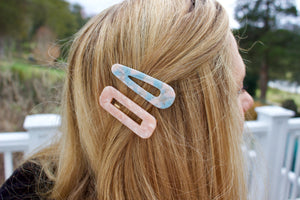 cotton candy clips