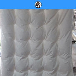 Ring Stitch Crib Comforter
