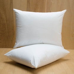Paris - Down & Feather Bed Pillow - Medium