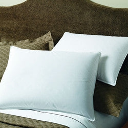 Windsor - White Goose Down Bed Pillow, Pure Luxury - Firm & Extra Firm