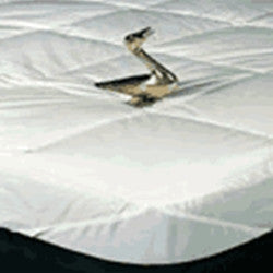 White Down Mattress Pad