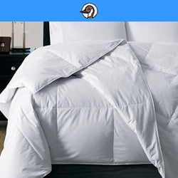 Calais: Lightweight Down Comforter 100% Cotton