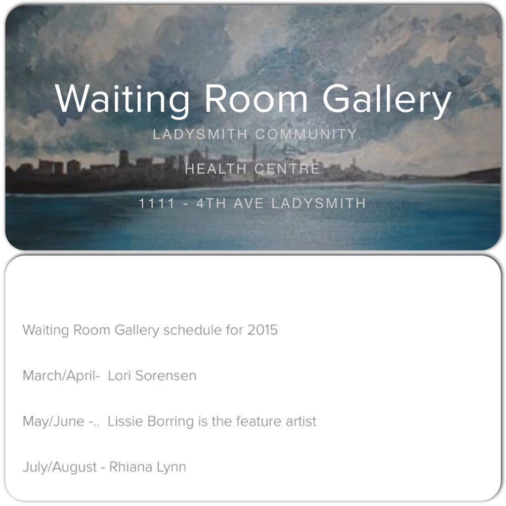 Waiting Room Gallery feature