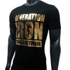 Official Generation Iron Gold Tee