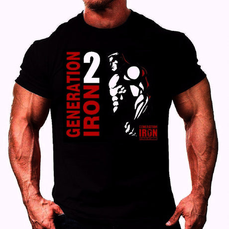 Generation Iron 2 Muscle Guy Tee