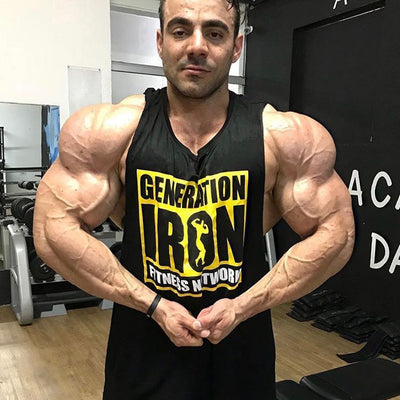 Official Generation Iron Tank