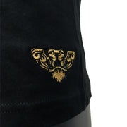 Lords & Lions Tee Lion Crest Gold