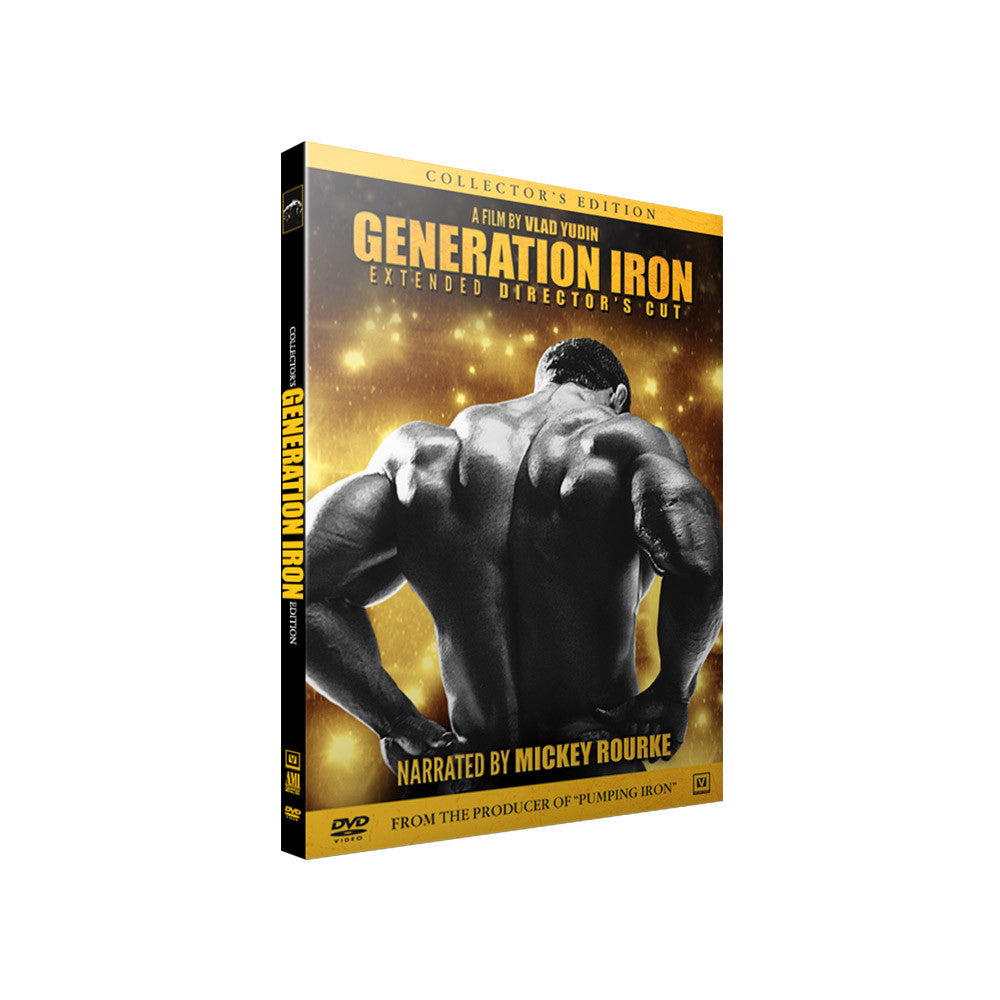 Generation Iron Collector's Edition (DVD)