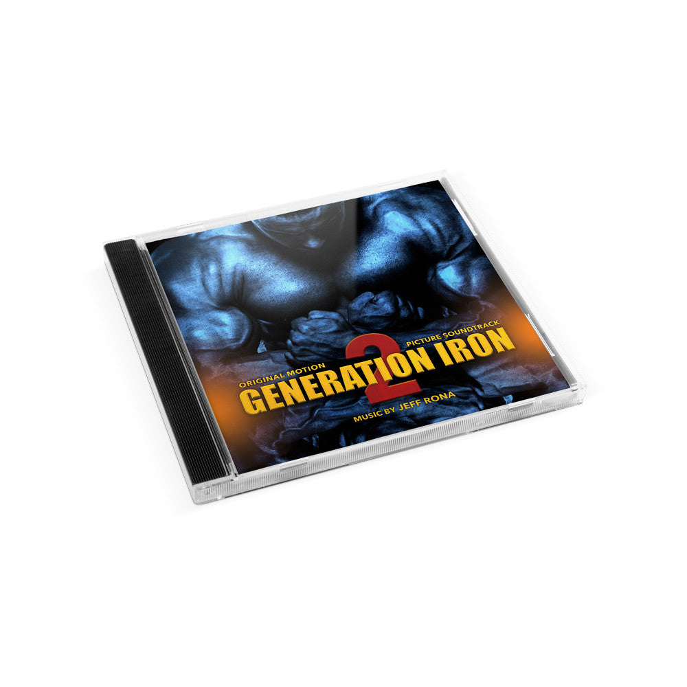 Generation Iron 2 Soundtrack (CD)