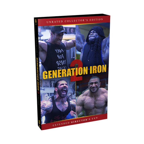 Generation Iron 2 Unrated Extended Edition DVD