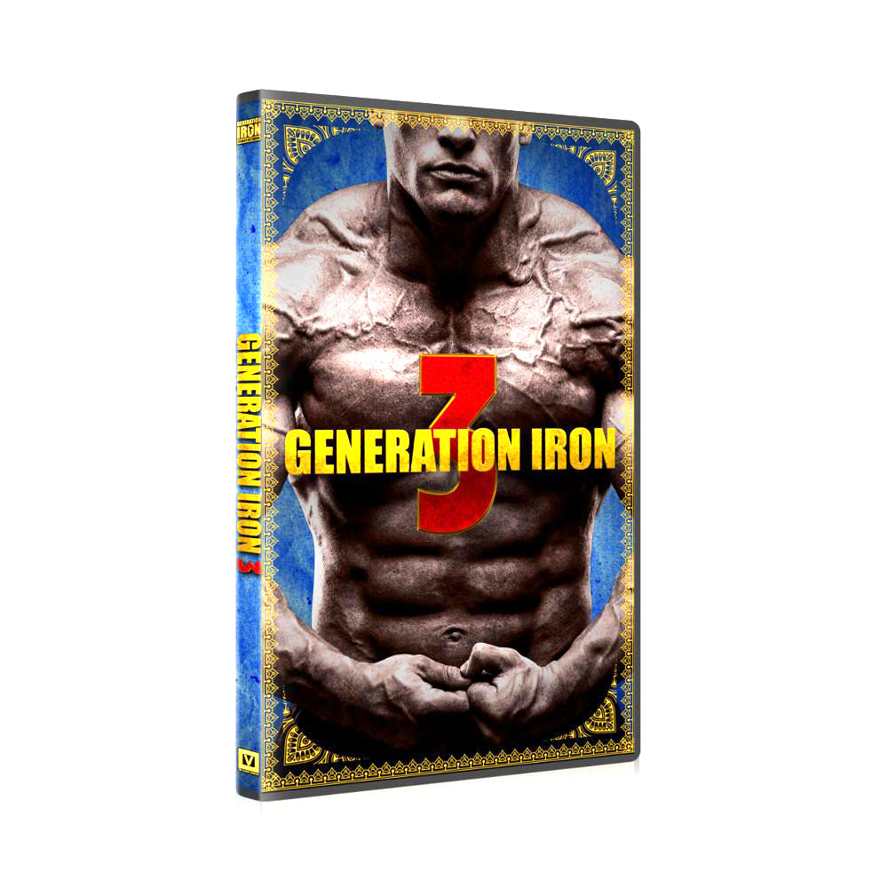Generation Iron 3 (DVD Pre-order)