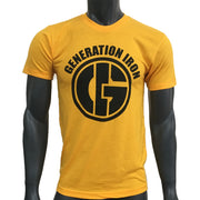 Generation Iron 360 Yellow Tee