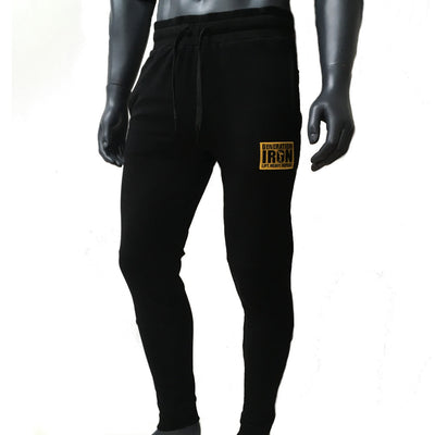 Generation Iron Black Sweatpants