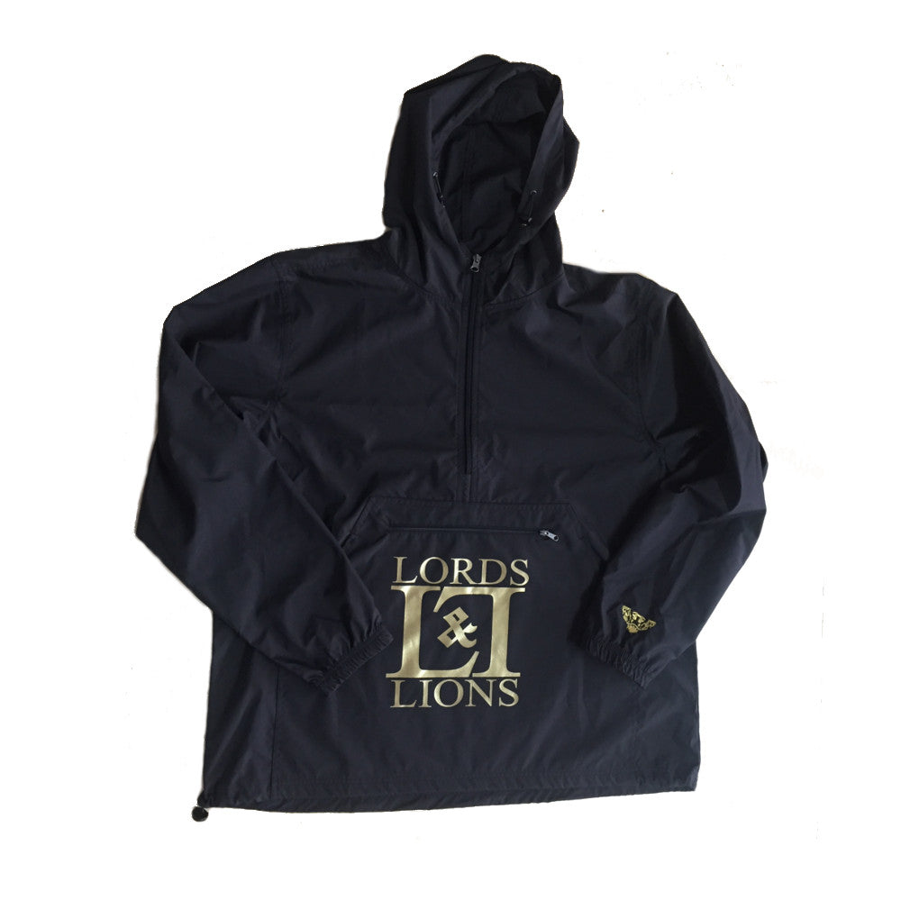 Lords & Lions Windbreaker