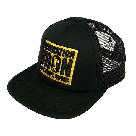 Generation Iron LIFT, HEAVY, REPEAT Snapback Trucker Hat