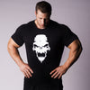 Strength Wars Skull T-Shirt (Black)