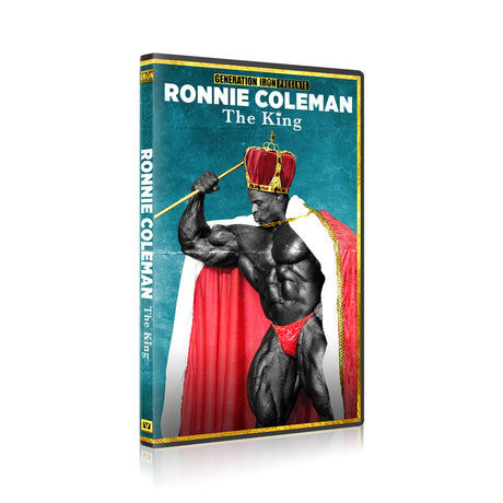 Ronnie Coleman: The King Collector's Edition (DVD)