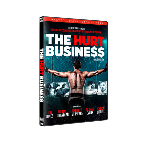 The Hurt Business Unrated Collectors Edition (DVD)
