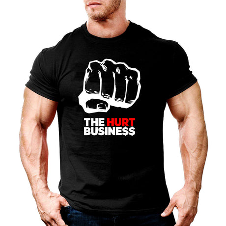The Hurt Business Fist Tee