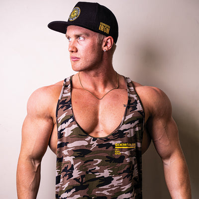 Generation Iron Camo Stringer