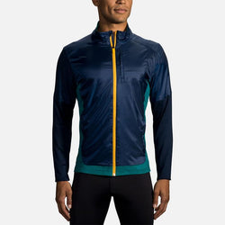 Brooks Men's Fusion Hybrid Jacket