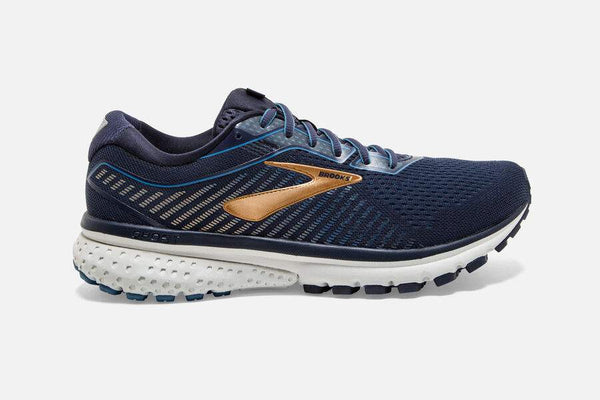 Brooks Men's Ghost 12 Wide (2E)