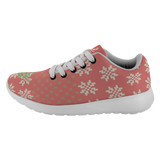 Christmas Pixel Shoes by Phidippides