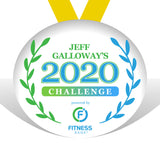Jeff Galloway's 2020 Challenge Powered by FitnessBank